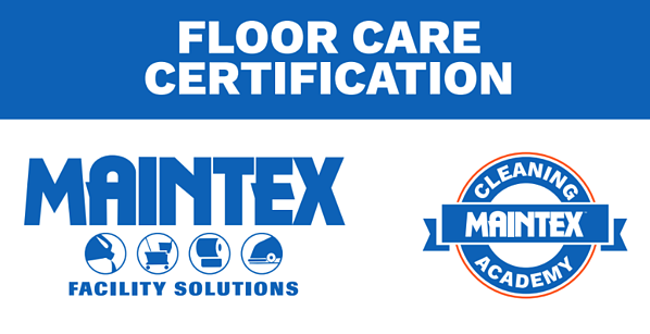 Floor Care Certification Image