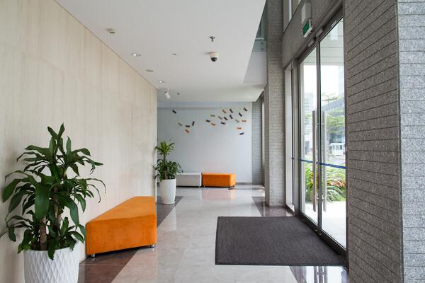 BSC Office Lobby Workplace