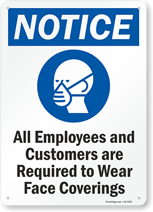 employees-customers-required-wear-face-coverings-notice-face-covering-sign-s2-4423-1