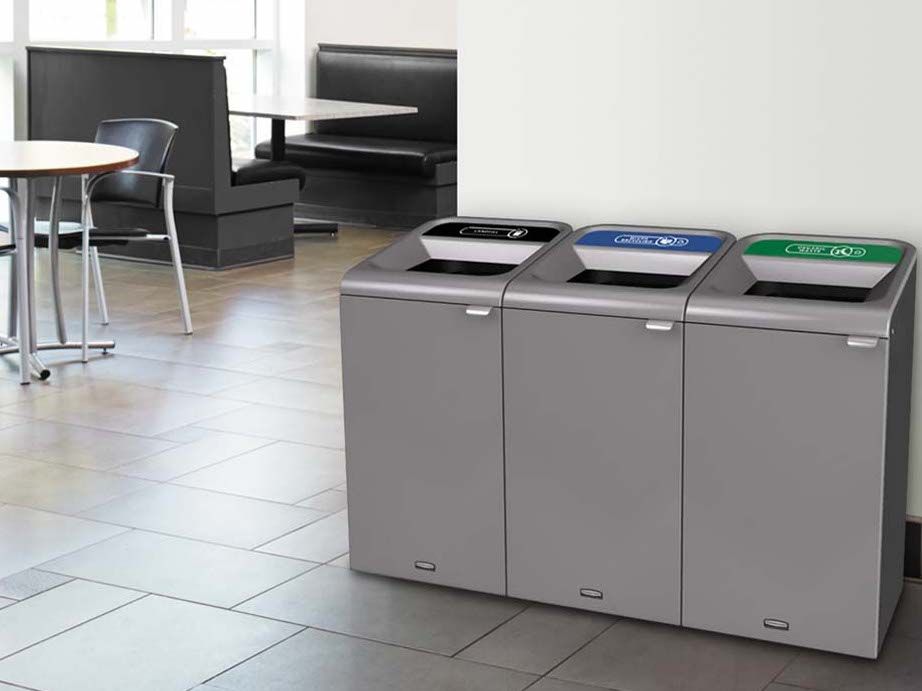 Rubbermaid Configure Refuse System